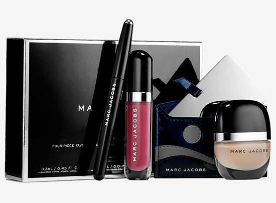 Colecciones de maquillaje Navidad 2014 Marc Jacobs set