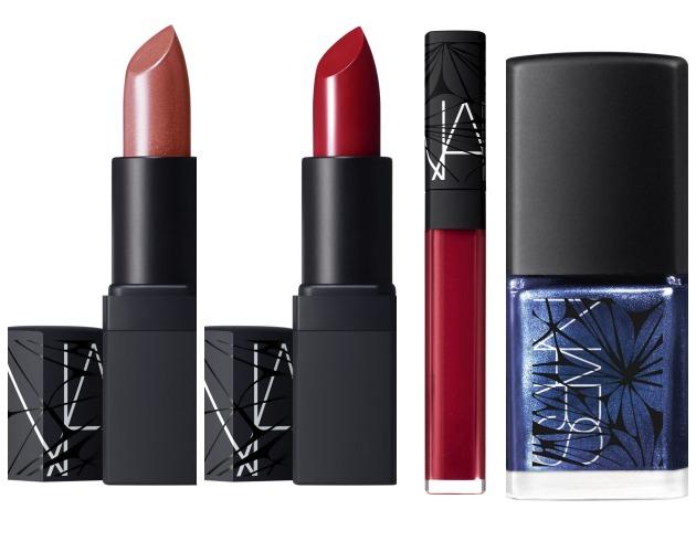 Colecciones de maquillaje Navidad 2014 NARS Holiday 14