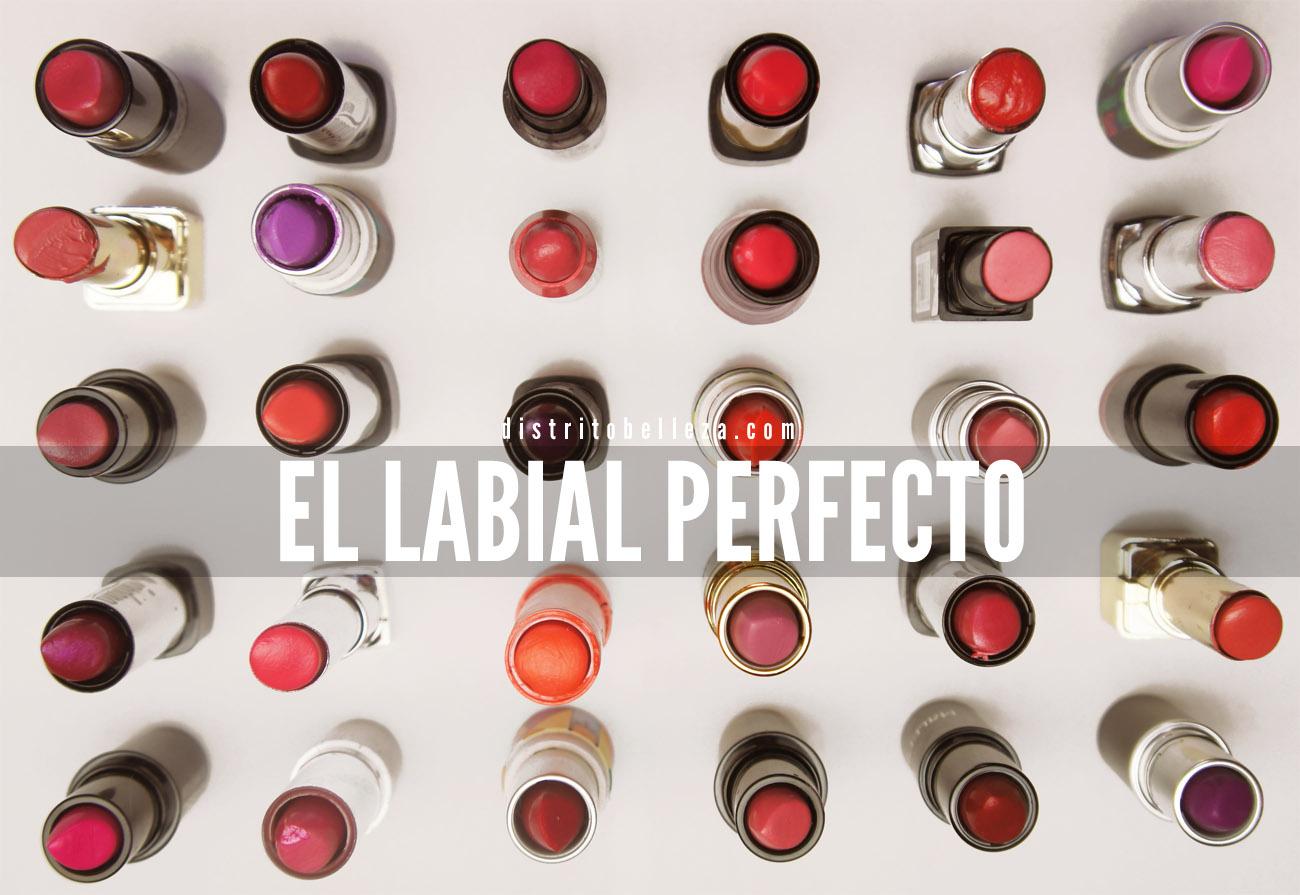 Color de labial para cada tono de piel Distrito Belleza