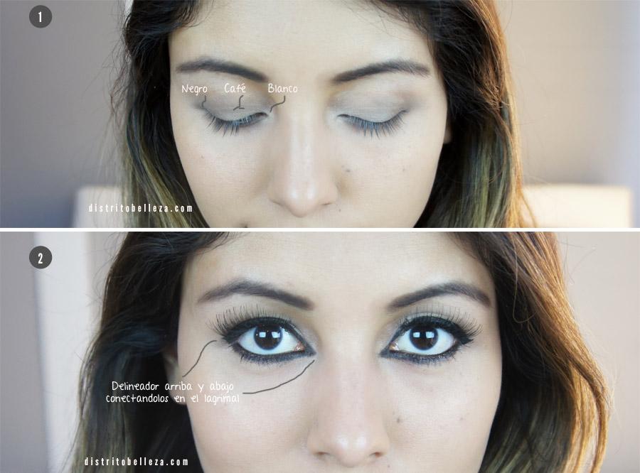 Leopard Halloween Makeup Beauty District - Maquillage-para-halloween