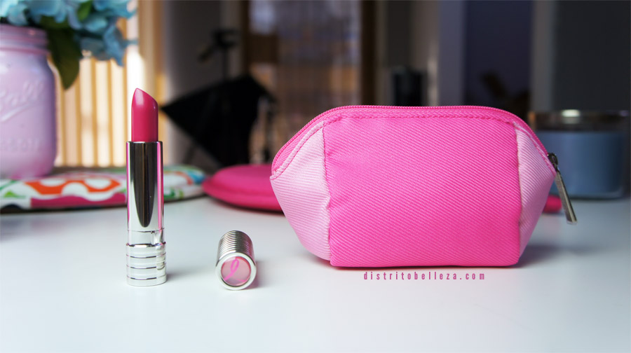 Pink with a purpose Labial Clinique 2014