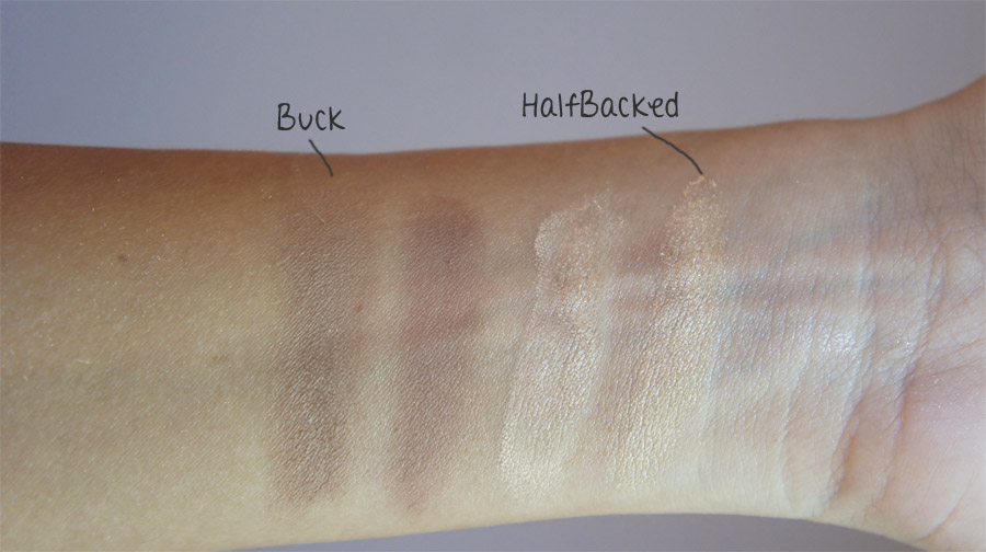 Sombras Naked Urban Decay y city color