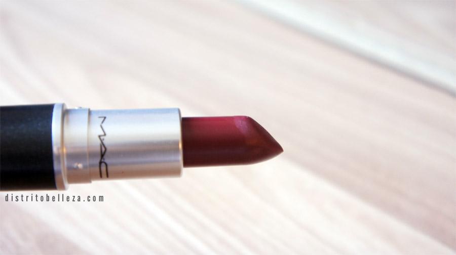 Labial Diva MAC color