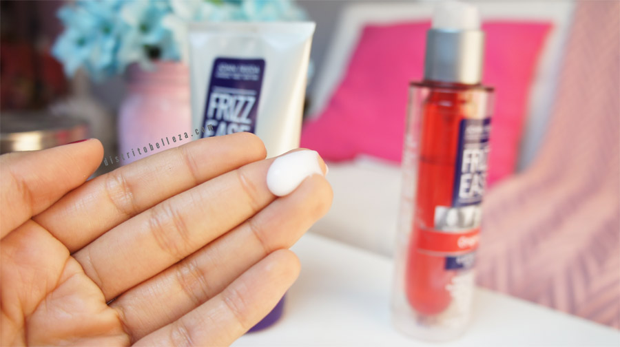 productos John Frieda frizz ease quitar el frizz