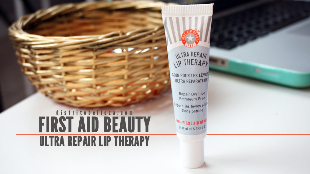 Bálsamo de labios First Aid Beauty