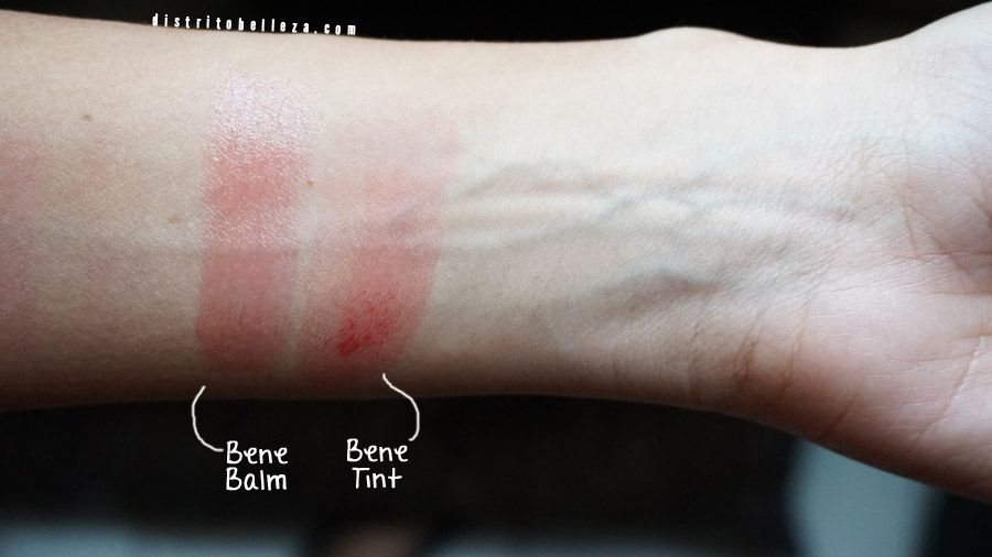 Benefit balms y tints 3 scoops o' sexy bene tint