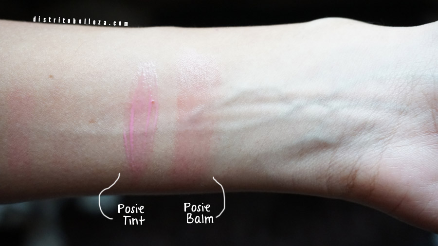 Benefit balms y tints 3 scoops o' sexy posie balm