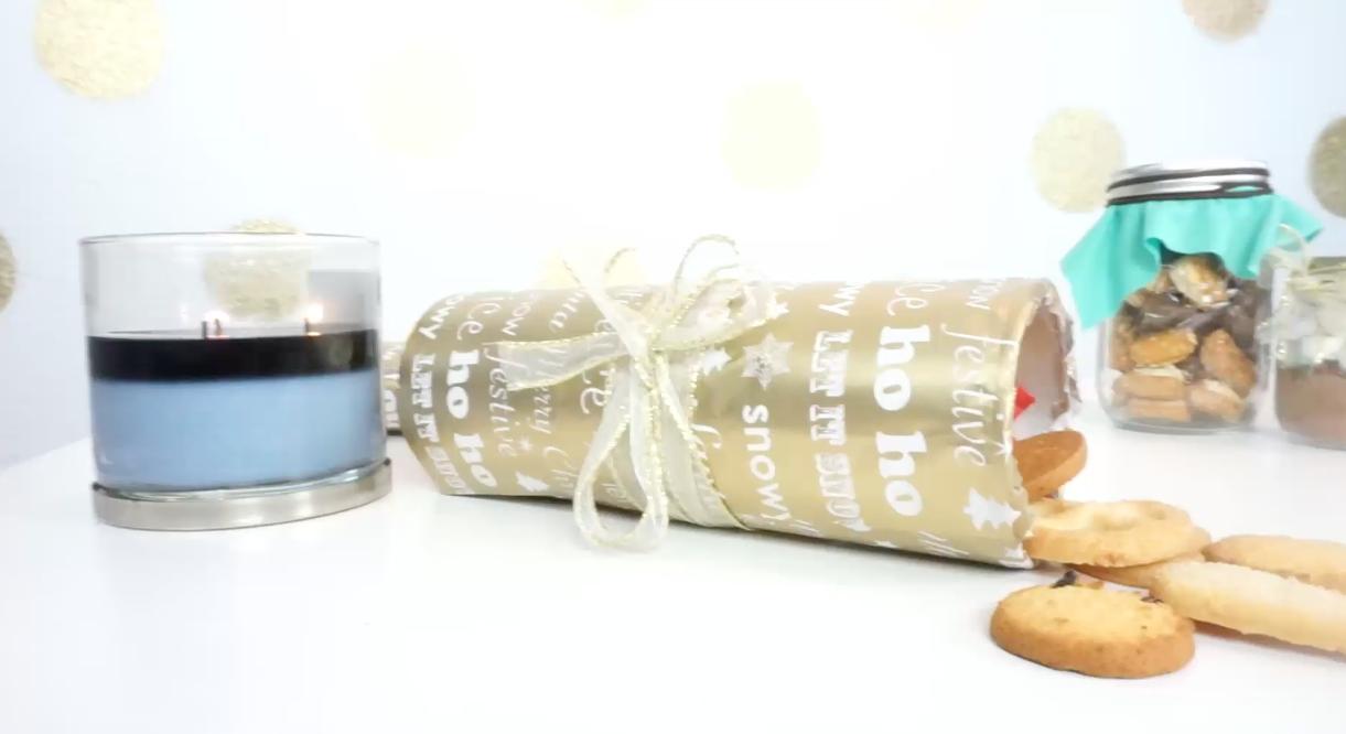 DIY Regalos Navidad fáciles galletas