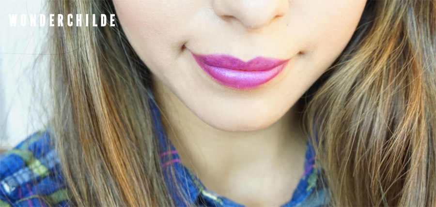 Labiales Kat Von D Studded kiss WONDERCHILDE