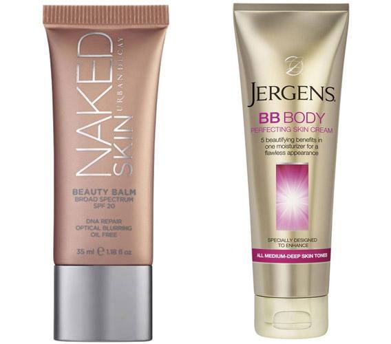Las innovaciones de belleza 2014 bb cream para el cuerpo