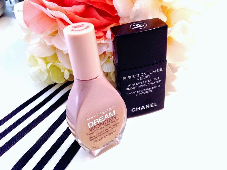 Las innovaciones de belleza 2014 chanel velvet maybeline wonder fluid