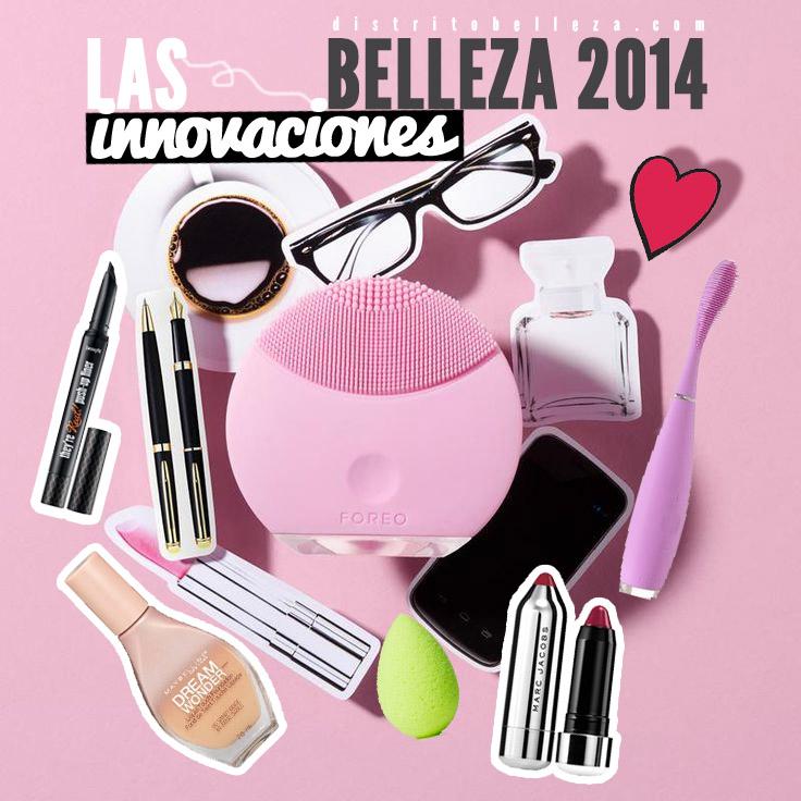Las innovaciones de belleza 2014 distrito belleza