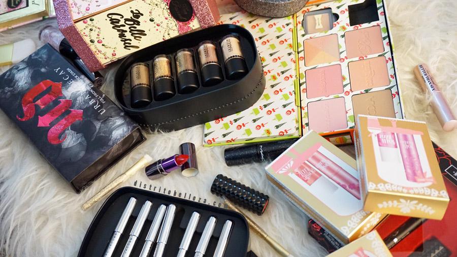 Sets de maquillaje para Navidad 2014 sephora