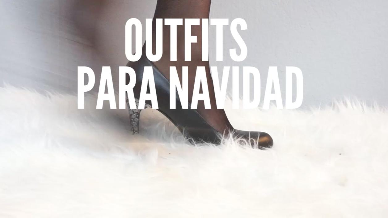 outfits para navidad