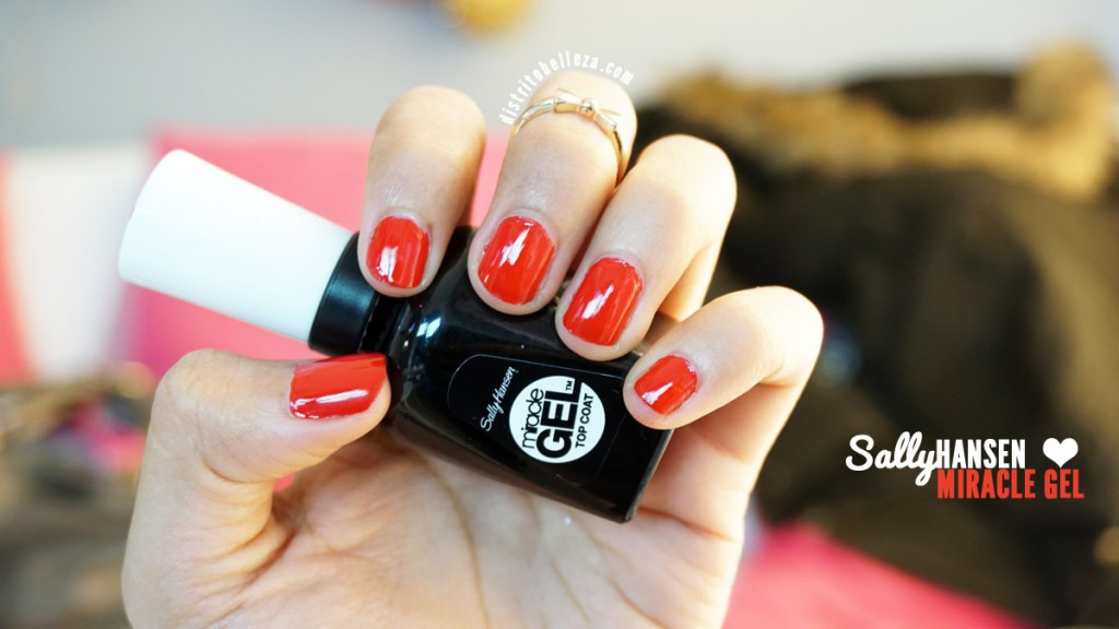 Esmalte Sally Hansen Miracle Gel