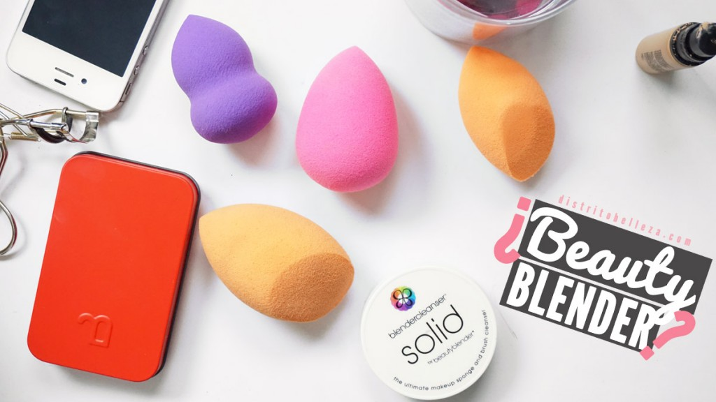 Esponjas para Maquillaje : Beauty Blender, Cala…
