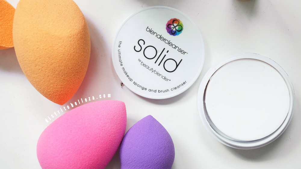 Esponjas para maquillaje jabón solid