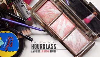 Rubores Hourglass Ambient Lighting blush palette