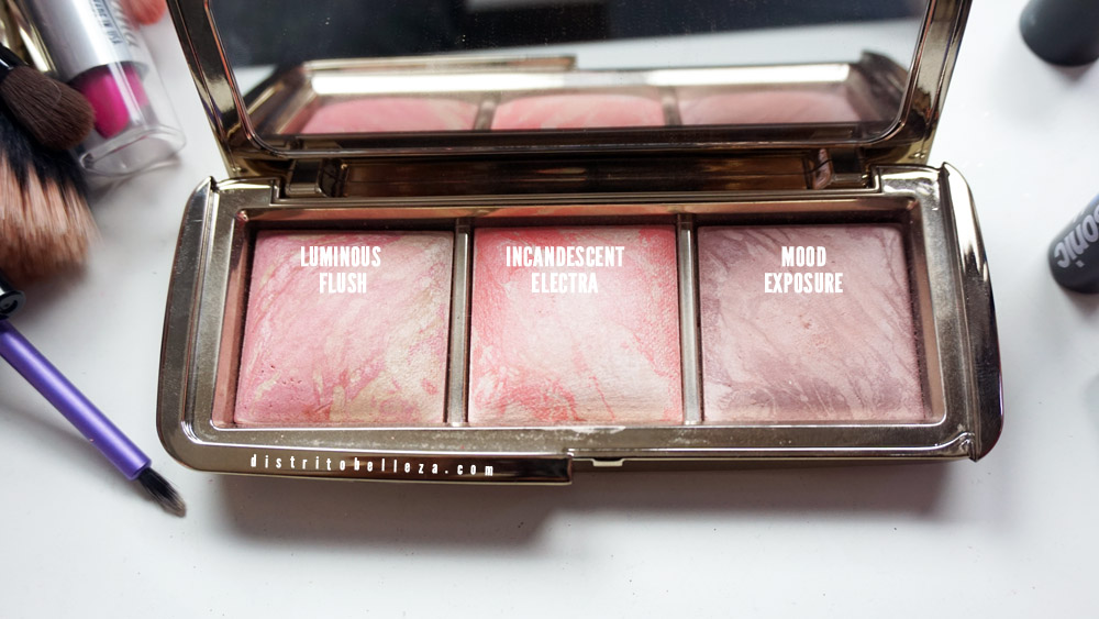 Rubores Hourglass Ambient Lighting blush palette rubores