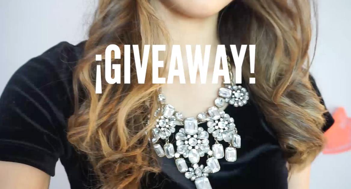 Arréglate conmigo maquillaje san valentín Vollar chik trendy giveaway