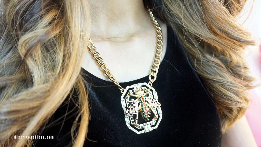 Collares para San Valentín Chik Trendy collar abeja
