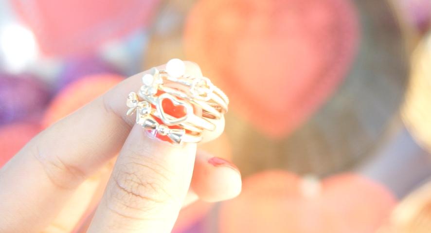 Favoritos Enero 2015 anillos forever 21