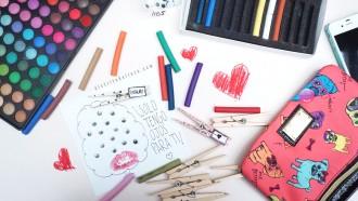 Feliz San Valentín DIY distrito belleza