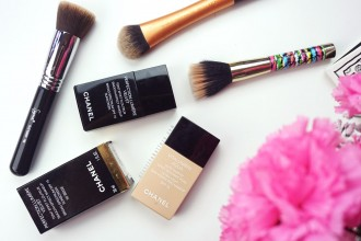 Maquillaje Chanel vitalumiere aqua y perfection lumiere distrito belleza