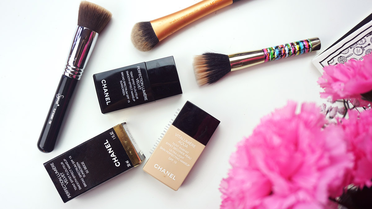 Makeup Chanel Vitalumire Aqua And Perfection Lumire Beauty District Ultra Light Skin Perfecting Spf 15