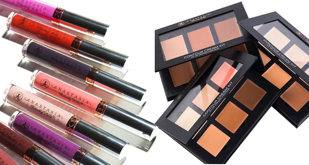Colecciones de maquillaje primavera 2015 ANASTASIA