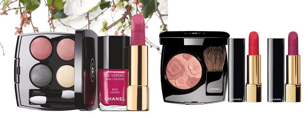 Colecciones de maquillaje primavera 2015 CHANEL