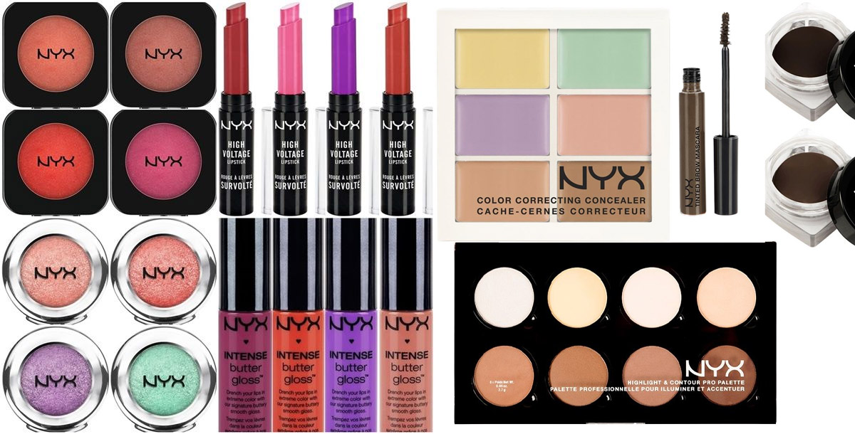 Colecciones de maquillaje primavera 2015 NYX