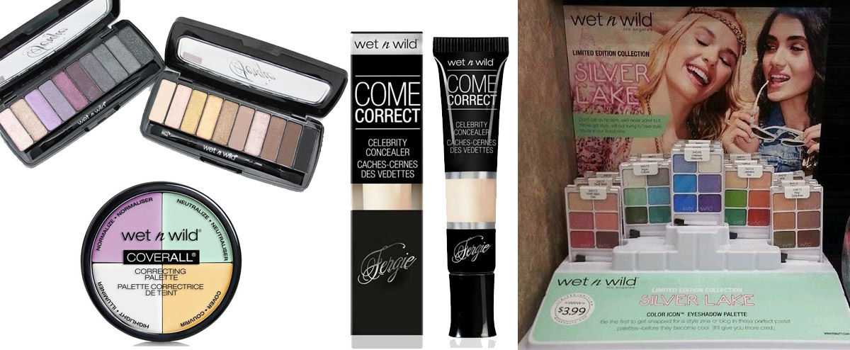 Colecciones de maquillaje primavera 2015 WET N WILD
