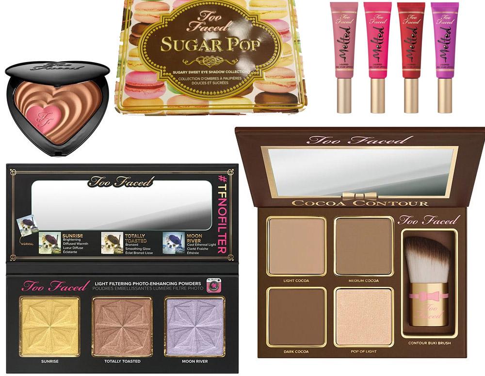 Colecciones de maquillaje primavera 2015 too faced