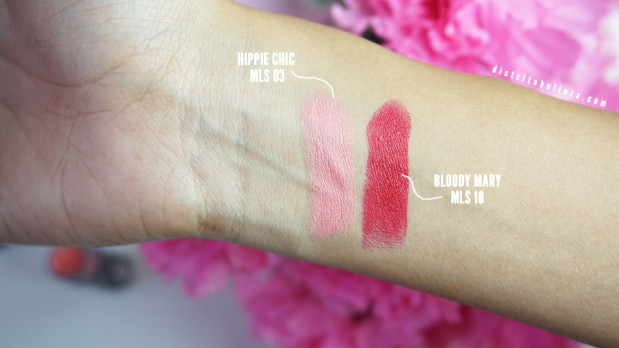 Labiales nyx matte BLOODY MARY HIPPIE CHIC