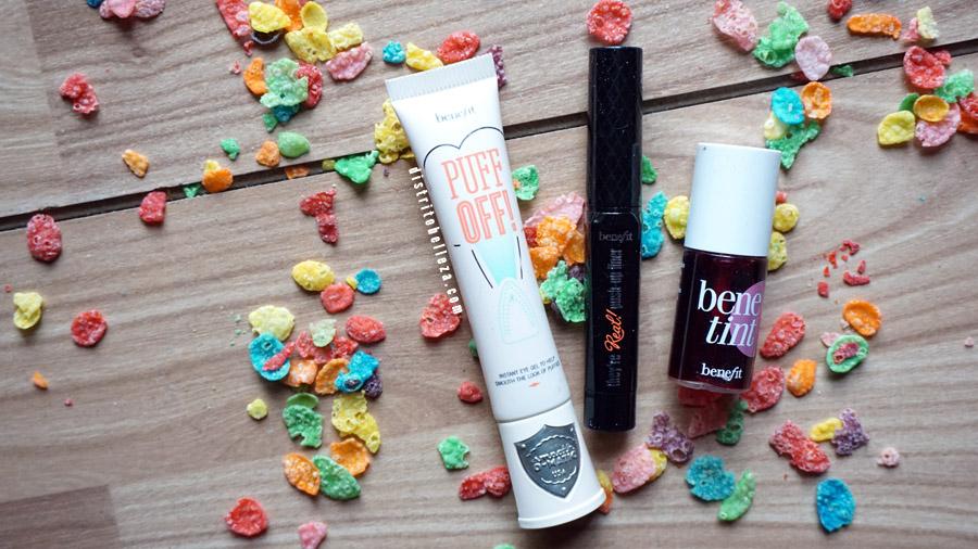 Mejores marcas de maquillaje benefit