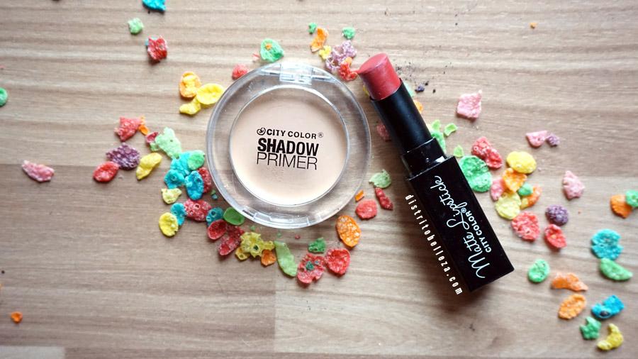 Mejores marcas de maquillaje city color