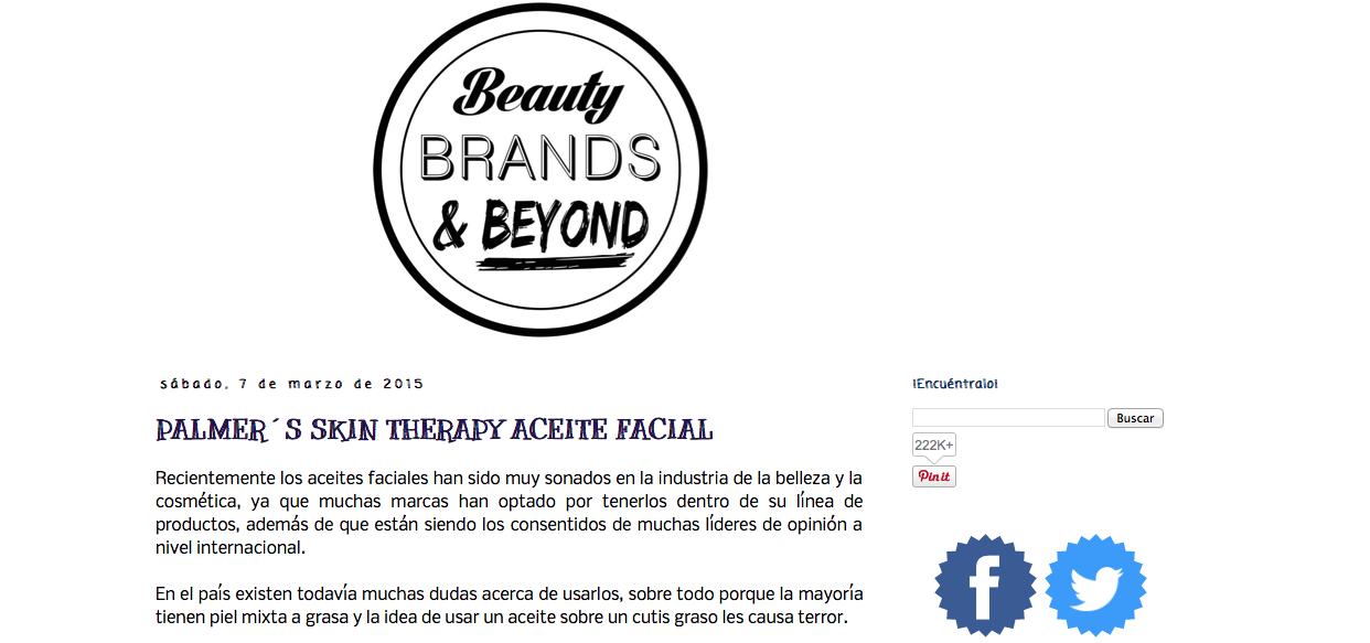 Nuestras bloggers favoritas beauty brands beyond