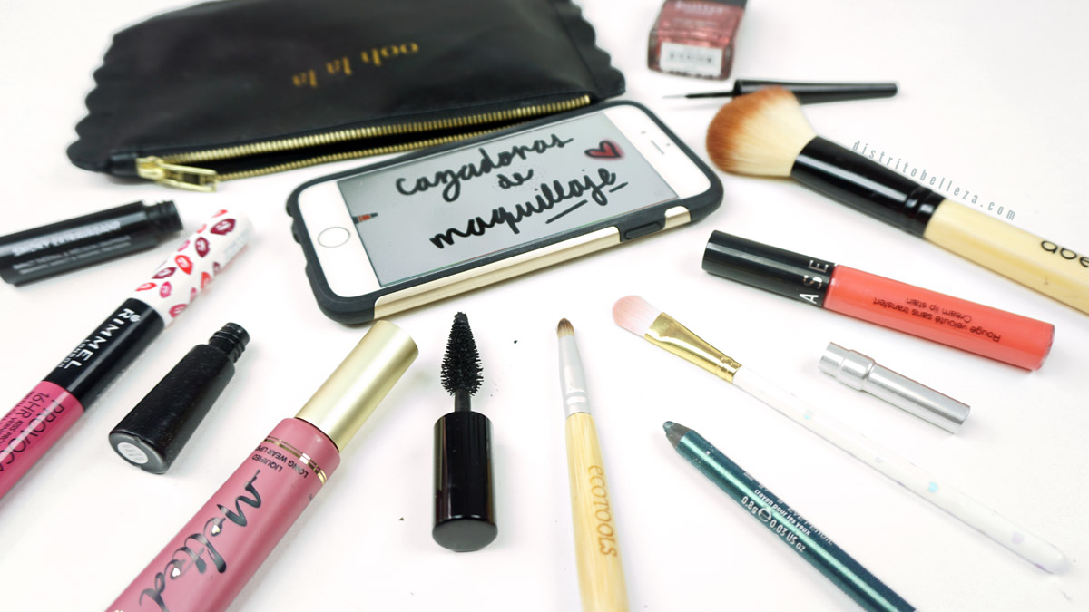 Ofertas de maquillaje distrito belleza