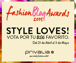 Privalia blog awards 2015