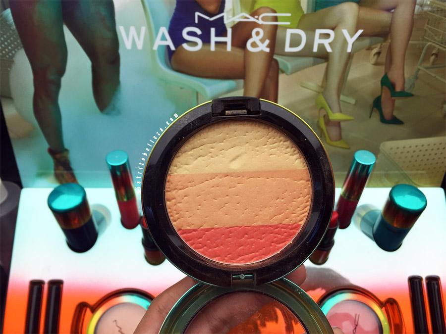Colección MAC Wash and dry iluminador