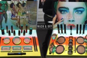 Colección MAC Wash and dry distrito belleza
