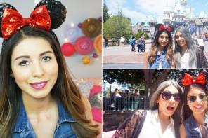 Maquillaje larga duración + vamos a Disney distrito belleza