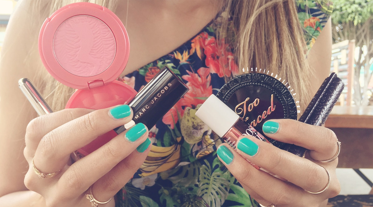 Maquillaje miniatura