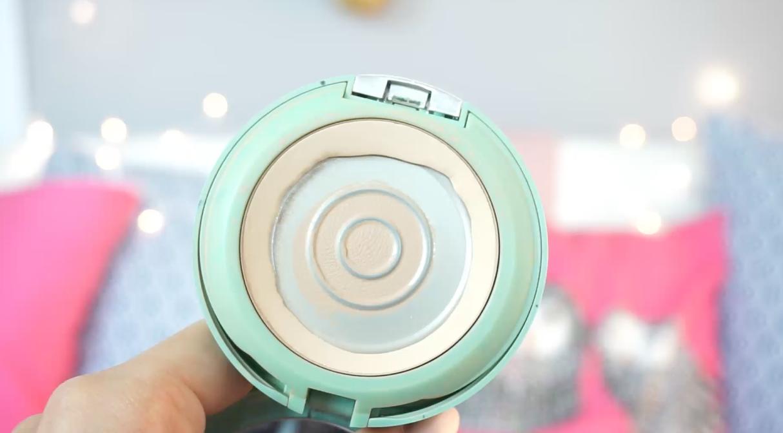 Maquillaje resistente al calor polvo clinique matte