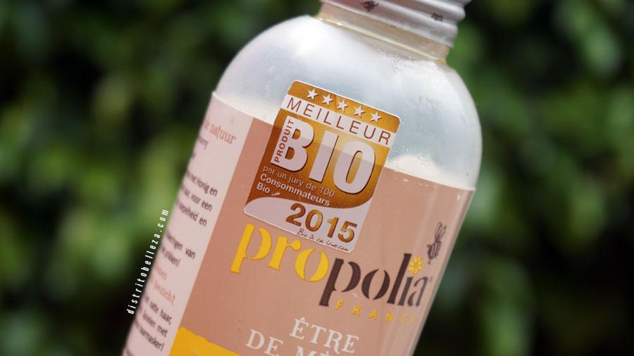 Shampoo propolia etre de meche premio bio 2015