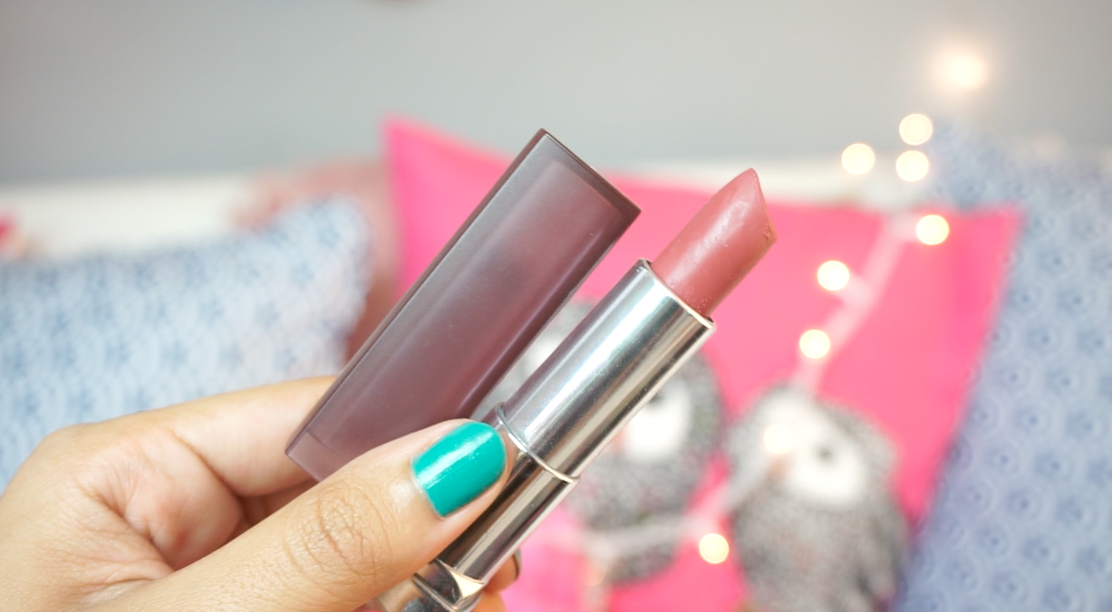 Favoritos Junio 2015 maybelline mate touch of spice