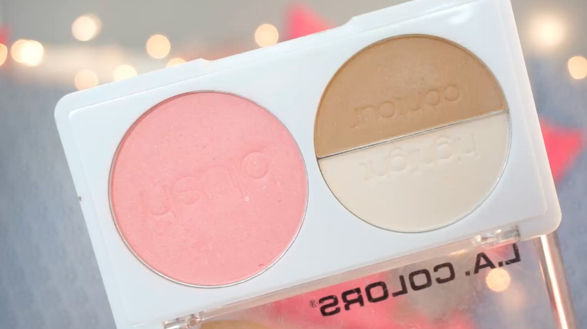 Rubores por menos de 100 pesos la colors 3d blush