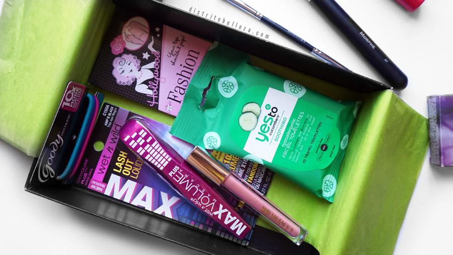 Concurso Distrito Belleza Instagram caja de belleza target