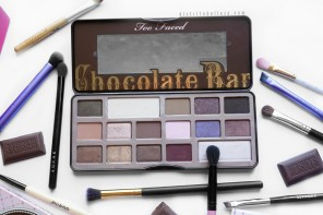 Paleta too faced chocolate bar distrito belleza